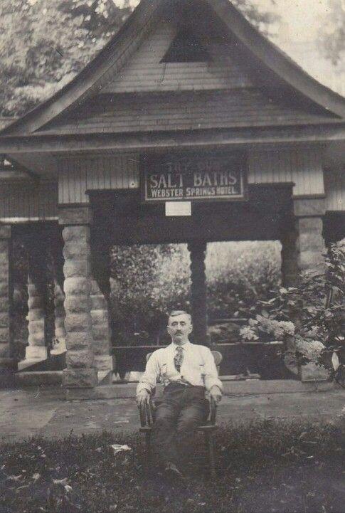 Salt Baths at Webster Springs Hotel Webster Springs, WV