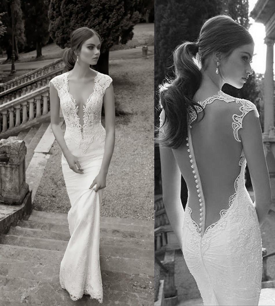 Berta Bridal 2014 Wedding Dress Model 14-20 LOVE! Front and back view