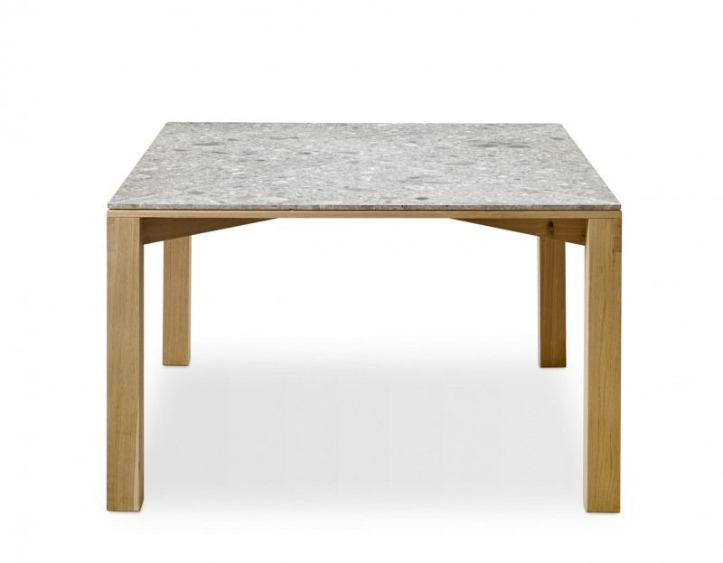 124 tavolo by Spazio RT 124 x 124 x h. 74 cm Tavolo quadrato in ...