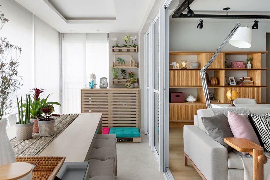 Leveza E Feminilidade Com Imagens Apartamento Feminino