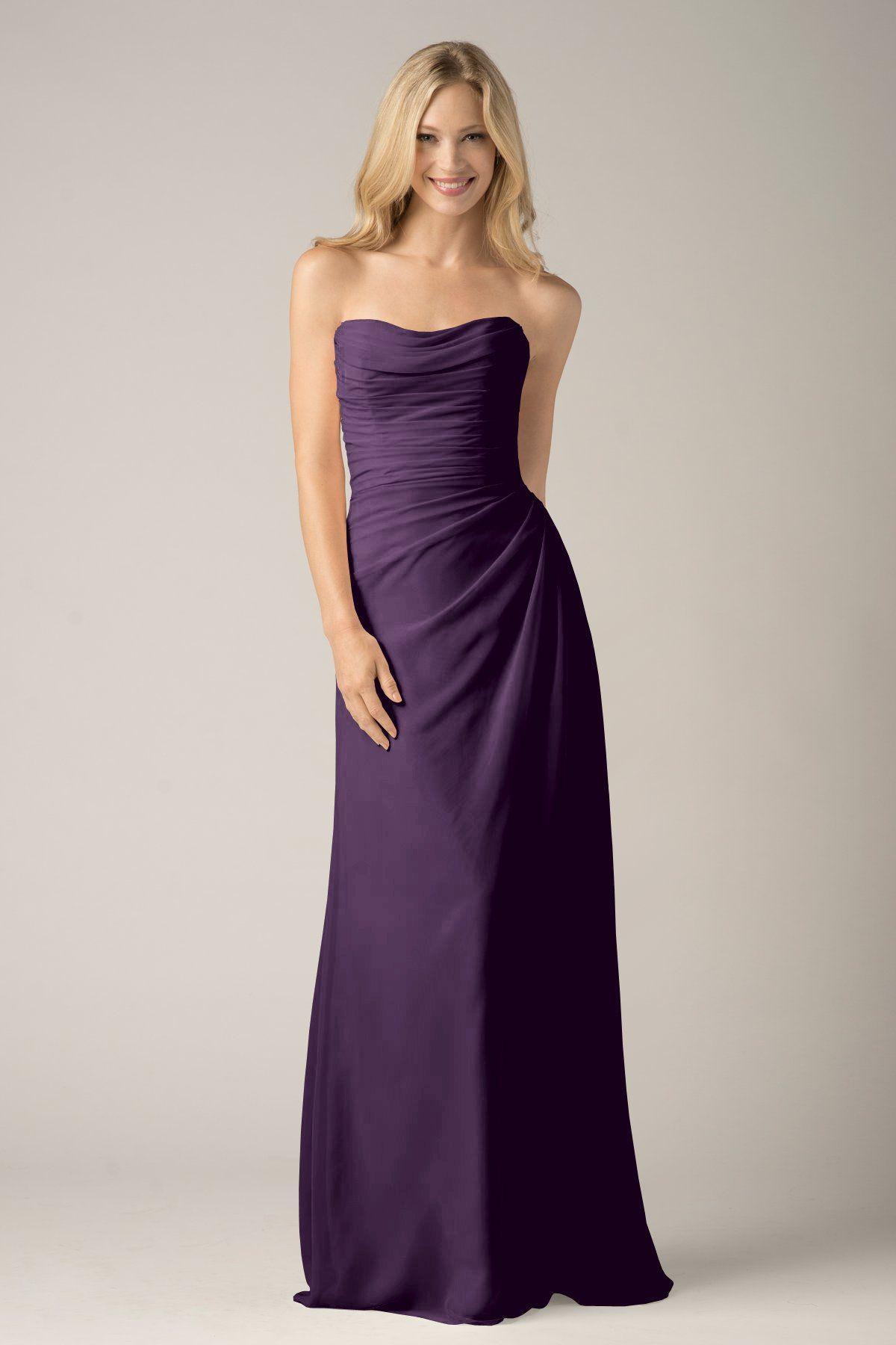 Wtoo Maids Dress 803   Wedding Party   Pinterest