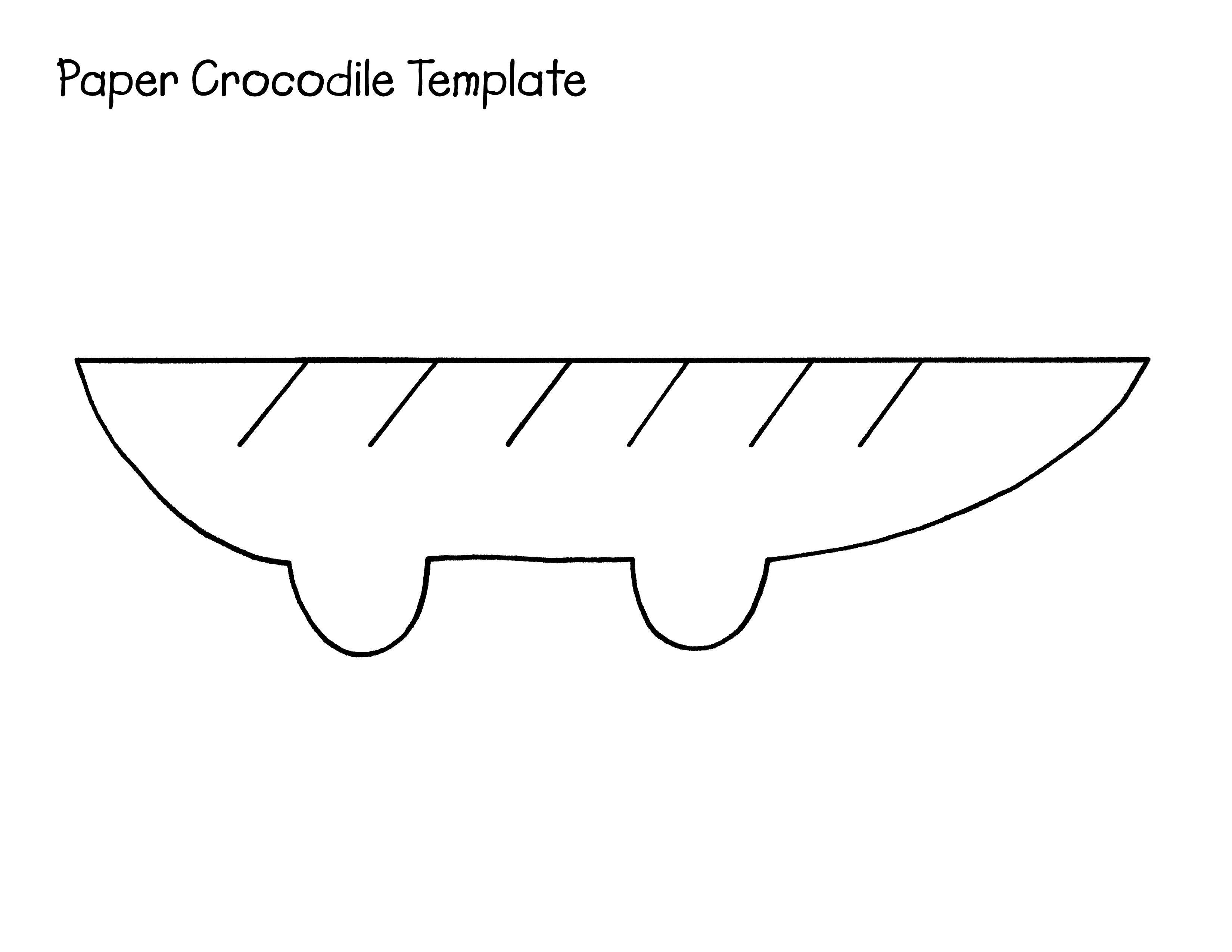 crocodile craft summer pinterest crocodile craft crocodile