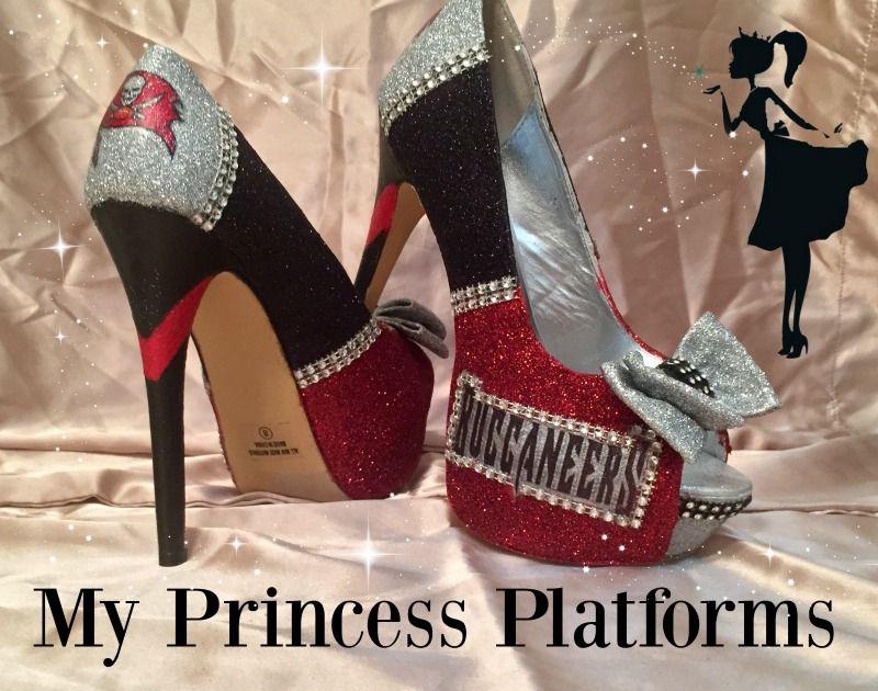 Photo By Myprincessplatforms Picmonkey Photo Editing Made Of Win Rhinestone Heels Wedding Custom Heels Heels