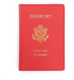 Royce New York Rfid Blocking Passport Travel Document Organizer In