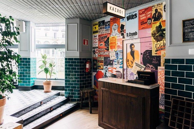 La Ribeira, Restaurant und Jazzclub | 25h in Bilbao, Stilnomaden