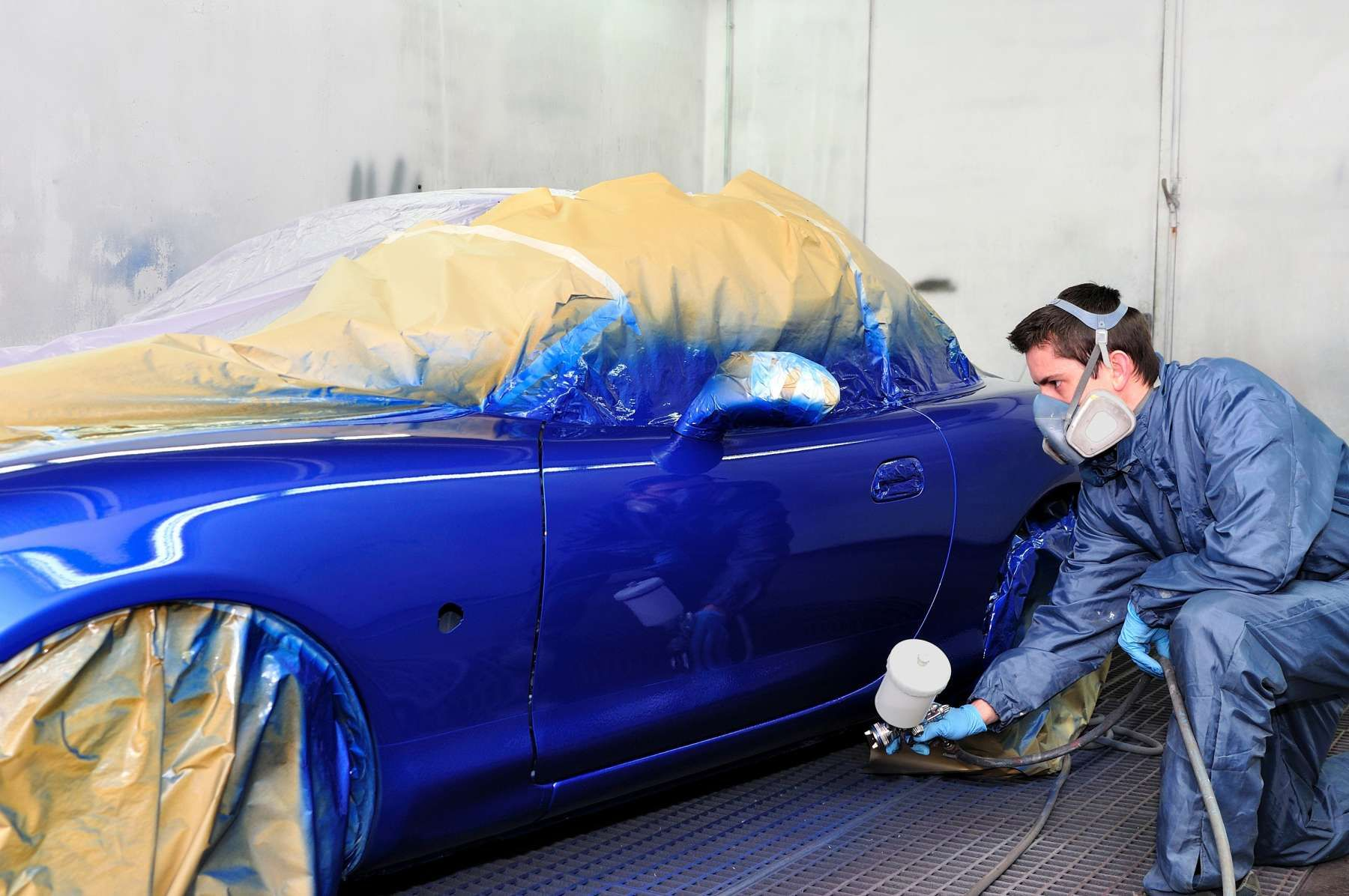 Inspiring Blue Car Paint Colors and Does The Color Of My
