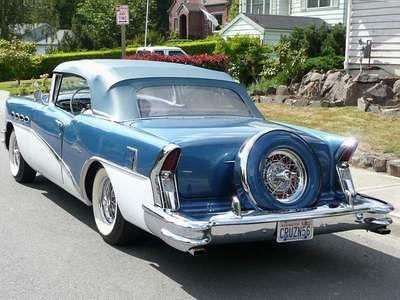 1956 Buick Century Convertible Maintenance Restoration Of