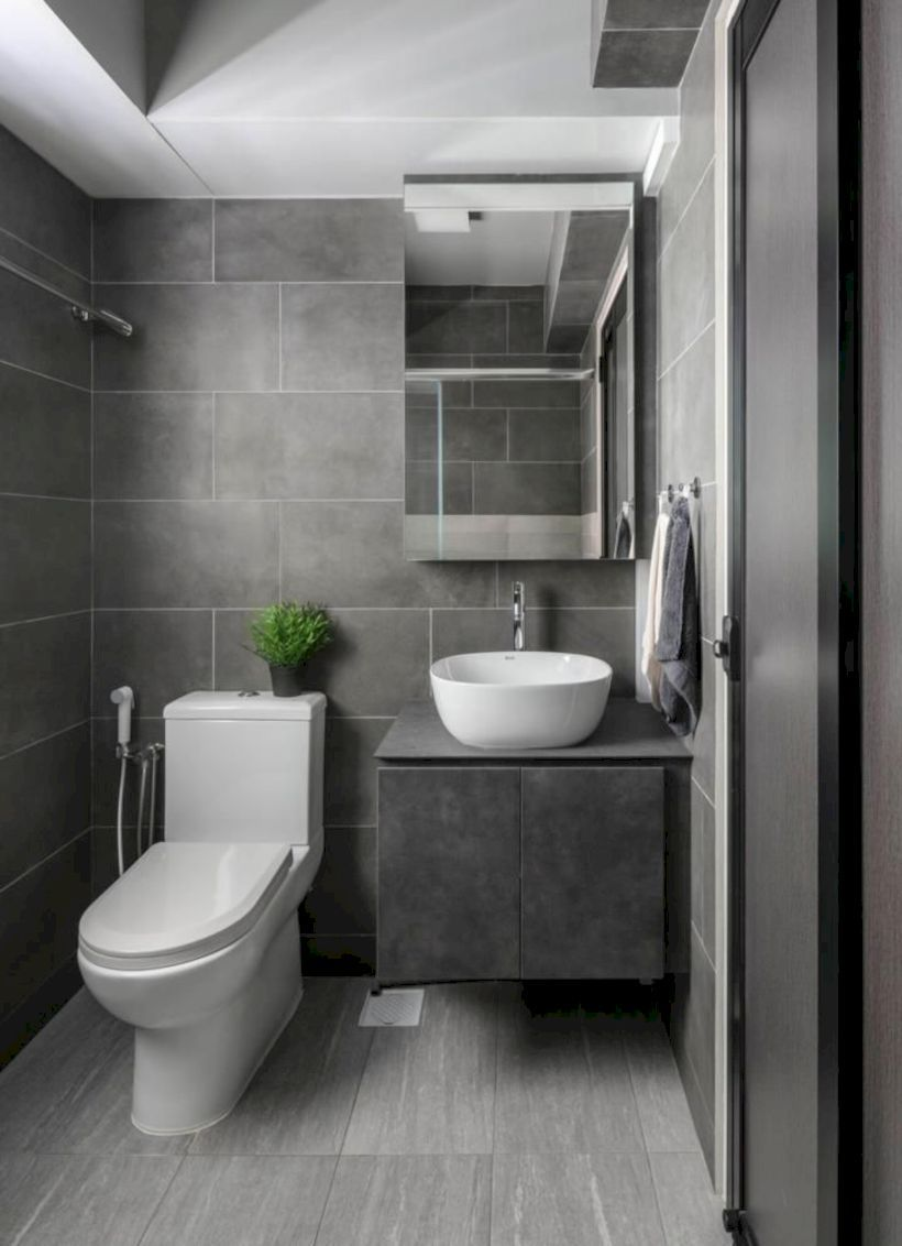Nice 47 Affordable Bathroom Designs Ideas For Small Spaces More At Https Decoratrend Com 2019 04 27 47 A Top Bathroom Design Bathroom Layout Bathroom Design