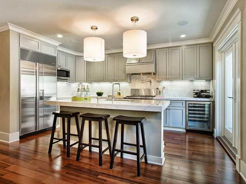 Glazing Kitchen Cabinets How to make Glazed White Kitchen – Kitchen Photos White Cabinets