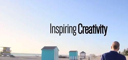 'Inspiring Creativity' – Was inspiriert Kreative?