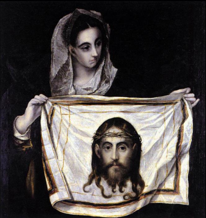 Screen Shot 2017 05 15 At 9 10 51 Pm St Veronica El Greco Art El Greco Paintings