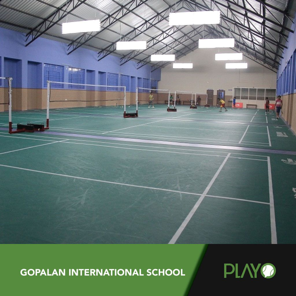 List of Badminton Courts in Bangalore Badminton court