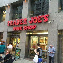 Trader Joe S Wine Shop New York Ny United States Trader Joes