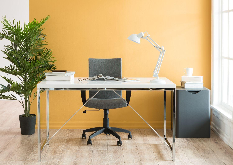 White Desk 135cm 53 Structube Encore Cheap Office Furniture Home Office Furniture Decor