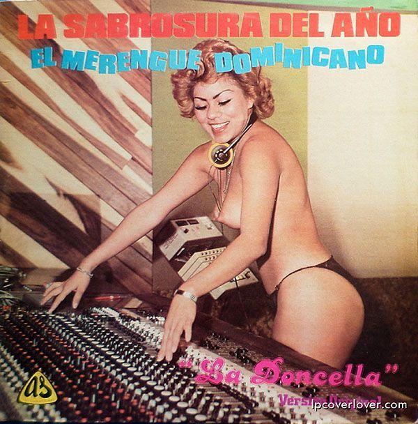 vintage nude album cover art