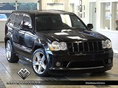Ebay Jeep Grand Cherokee Srt 8 08 Jeep Grand Cherokee Srt 8 4 X