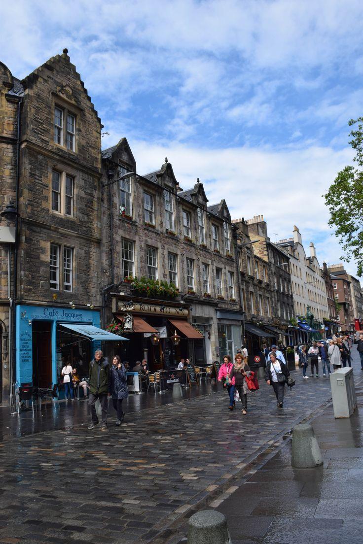 Grassmarket - Edinburgh, Scotland
