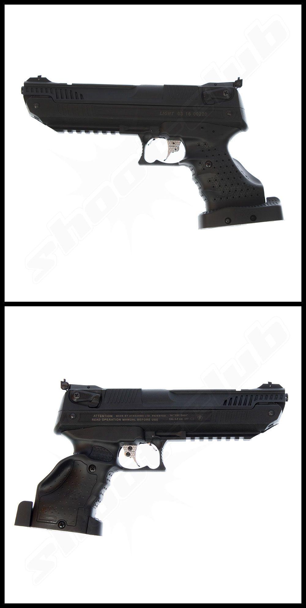 Zoraki HP 01 Luftpistole Kaliber 4,5mm - Linkshänder   - Weitere Informationen und Produkte findet Ihr unter www.shoot-club.de -   #Zoraki #shootclub