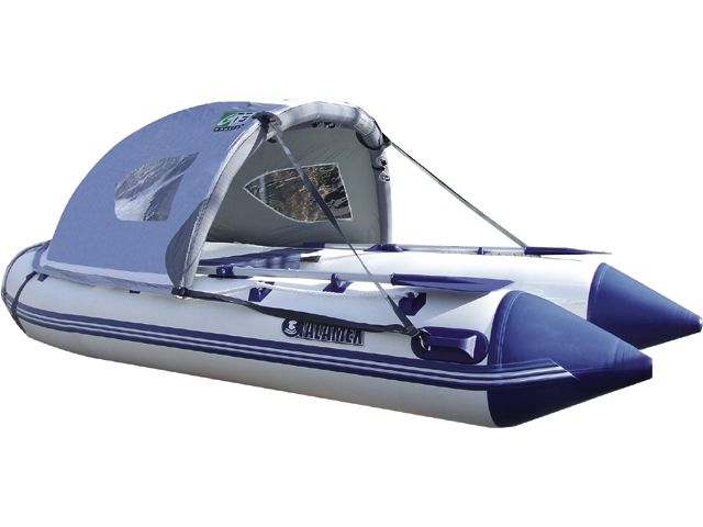 Cabin On Rubberboat Boat Accessories Inflatable Boat Rib Boat