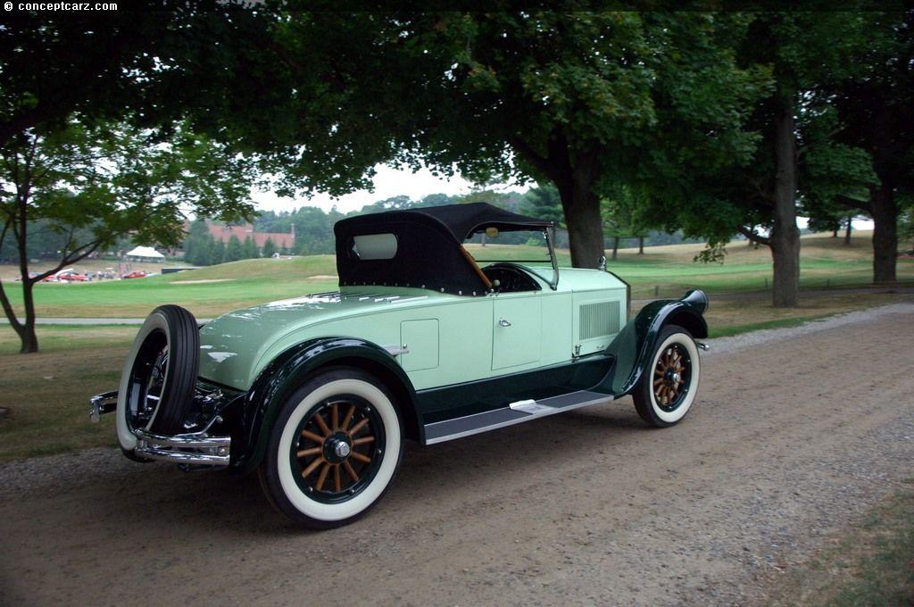 Pierce Race Cars: 1927 Pierce Arrow Model 80