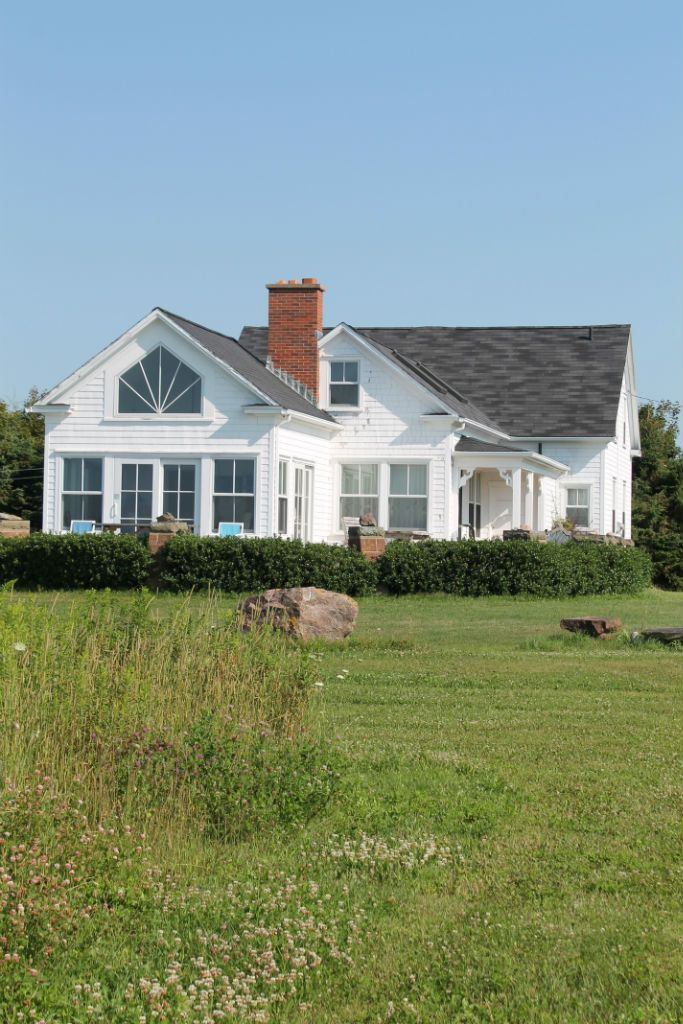Pei Vacation Rentals Location Wood Islands Points East Prince