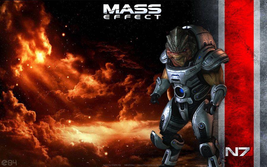 Mass Effect Grunt Wallpaper Krogan By Energy84 On Deviantart