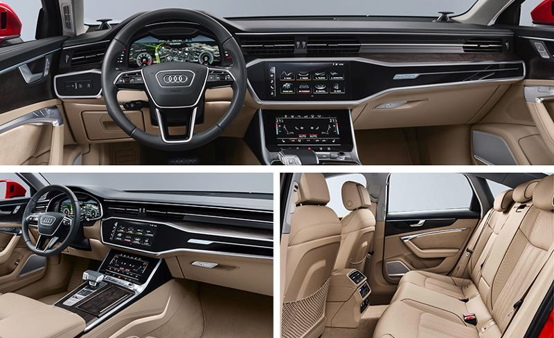 The Audi A6 2019 Interior Exterior And Interior Best Cars 2018