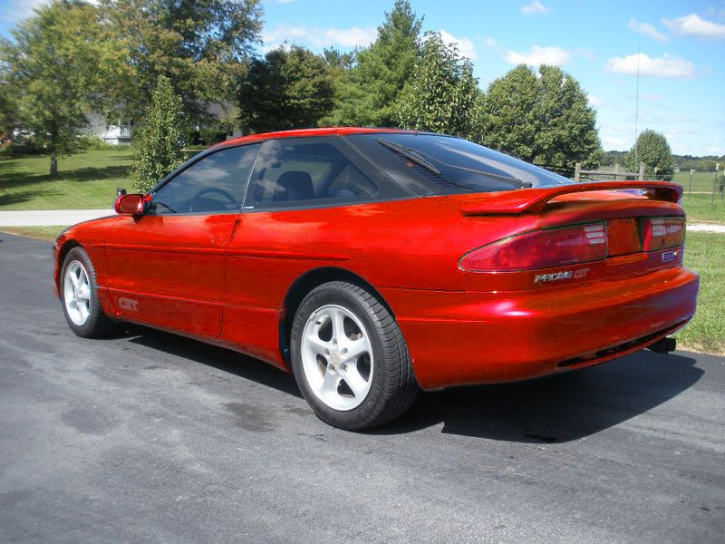 1993 Ford Probe Gt Right Off The Show Room Floor Ford Probe Gt Ford Probe Ford Motor