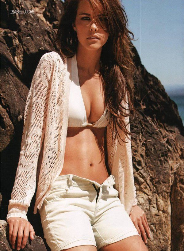 Celeb Isabel Glasser Naked Images