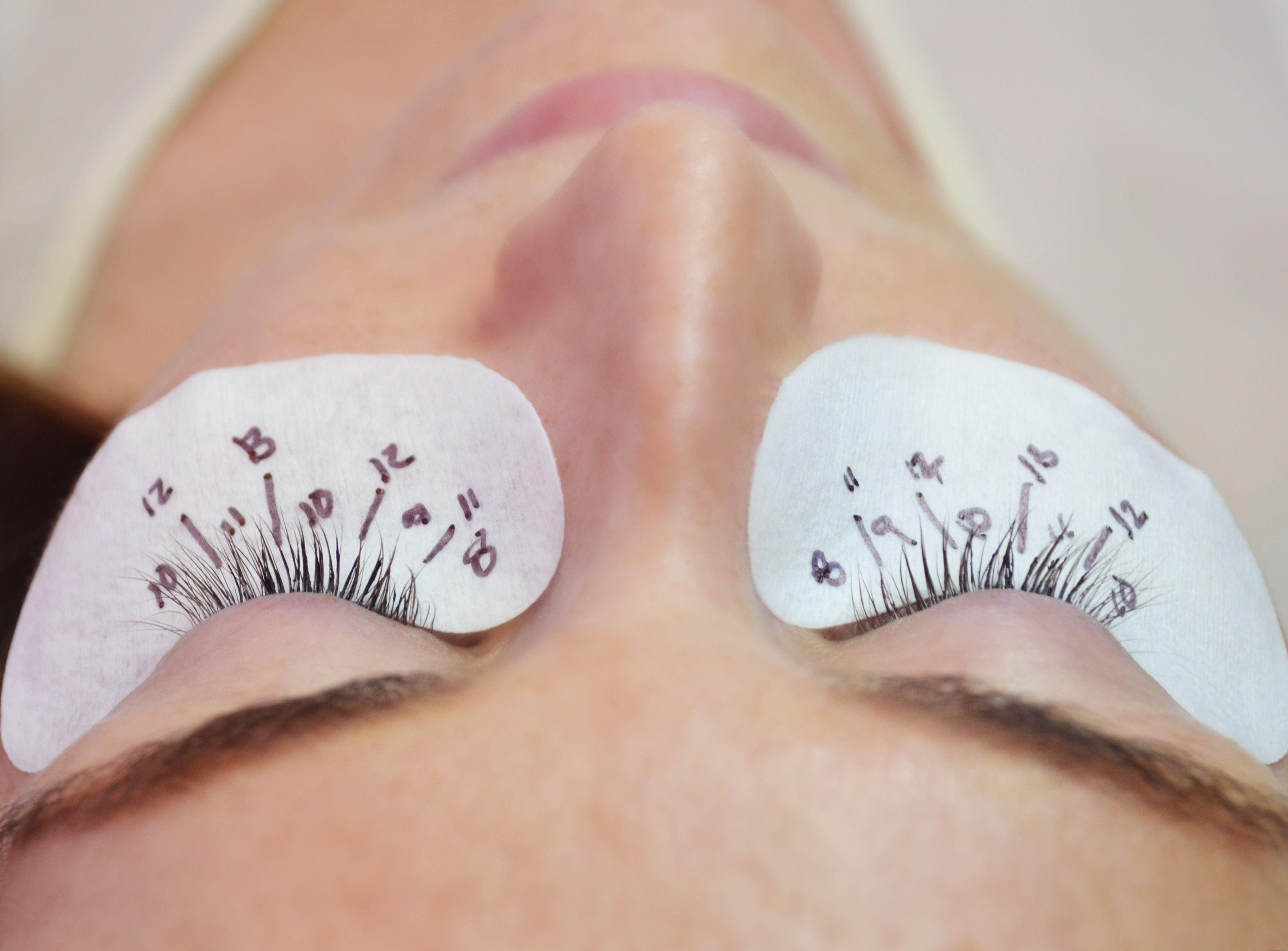 after care for eyelash extensions - | Lashes | Pinterest | Eyelash ...