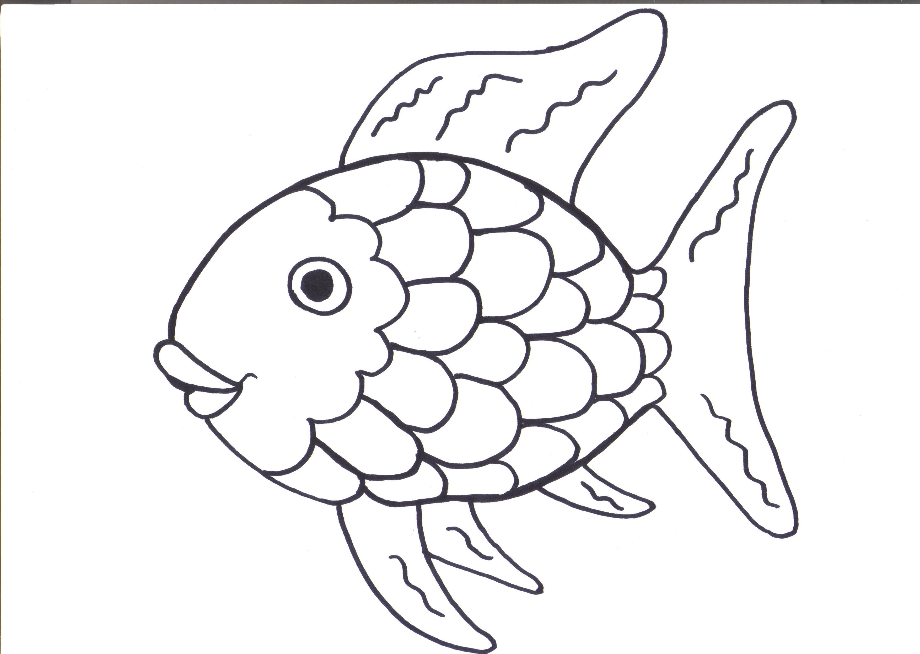 Fish With Scales Width