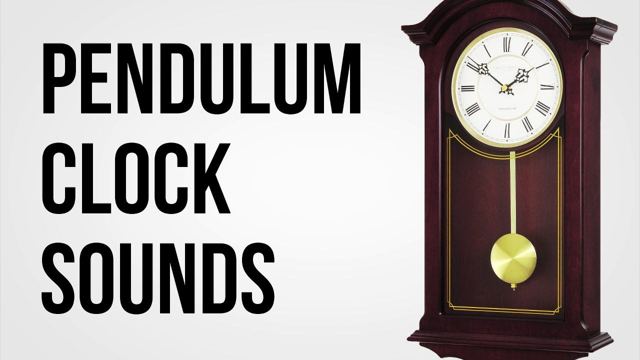 Royalty-free pendulum clock sounds from Squared Glasses; comes with free download.