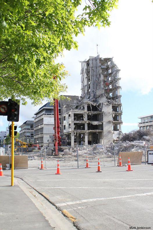 Hotel demolition (2011)