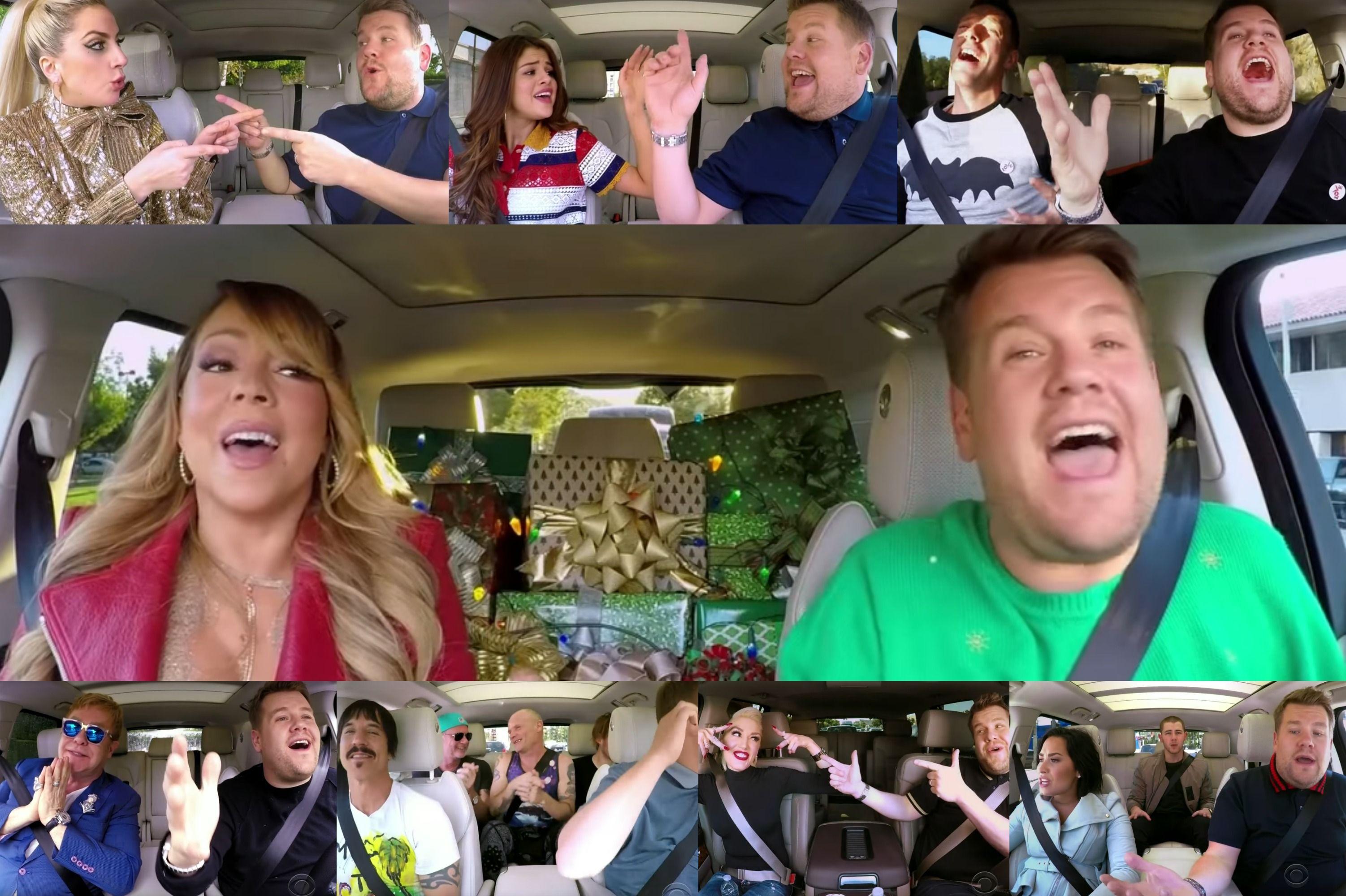 All I Want For Christmas Carpool Karaoke Manila Bulletin Carpool Karaoke Christmas Carpool Karaoke Carpool