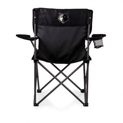 Picnic Time PTZ Camp Chair NBA Team: Minnesota Timberwolves