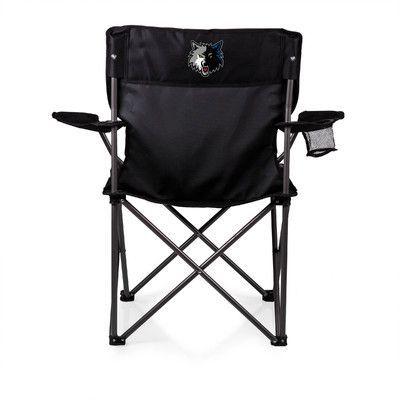Picnic Time PTZ Camp Chair NBA Team: Minnesota Timberwolves