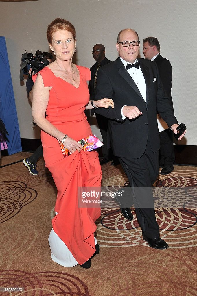 The Duchess of York, Sarah Ferguson attends The Scarborough World Gala Lifetime Achievement Award Ceremony at Sheraton Centre Toronto Hotel on May 10, 2014 in Toronto, Canada.