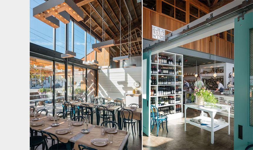 The whale wins seattle google search eritage - Restaurant interior design seattle ...