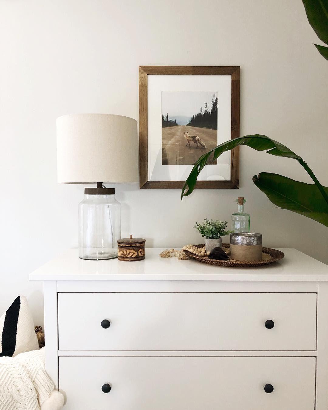 Dresser Decor #bedroomdesignideas #interiordesign #bedroom