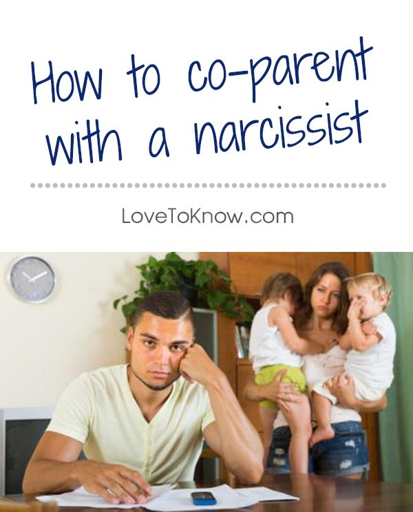 Co parenting and dating