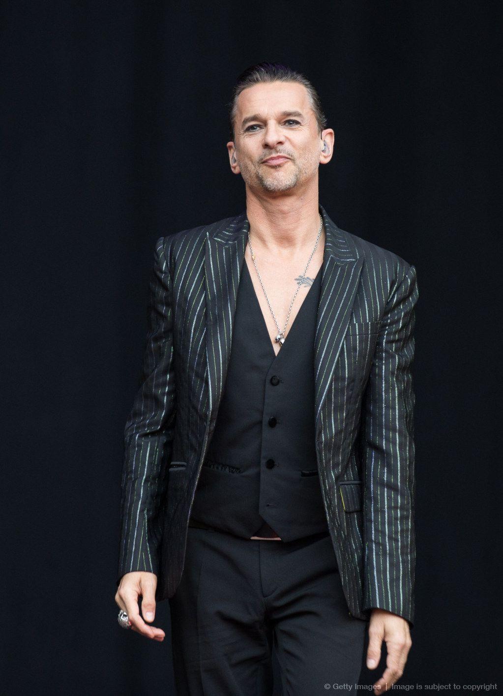 Dave Gahan - Delta Machine Tour © Getty Images   Depeche ...