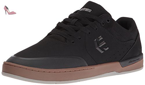 Etnies Jameson 2 Eco, Sneakers Basses Homme, Marron (Schwarz), 42 EU
