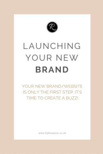Launching Your New Brand Business, Blogging and Creative - new product introduction letter template