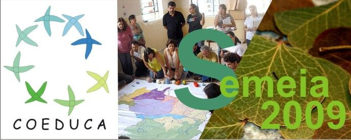 Blog com a memória da cobertura educomunicativa da Semana de Meio Ambiente 2009 em Campinas, facilitada pelo Coeduca e conduzida pelos repórteres comunitários da Escola Estadual Telêmaco, em Campinas
