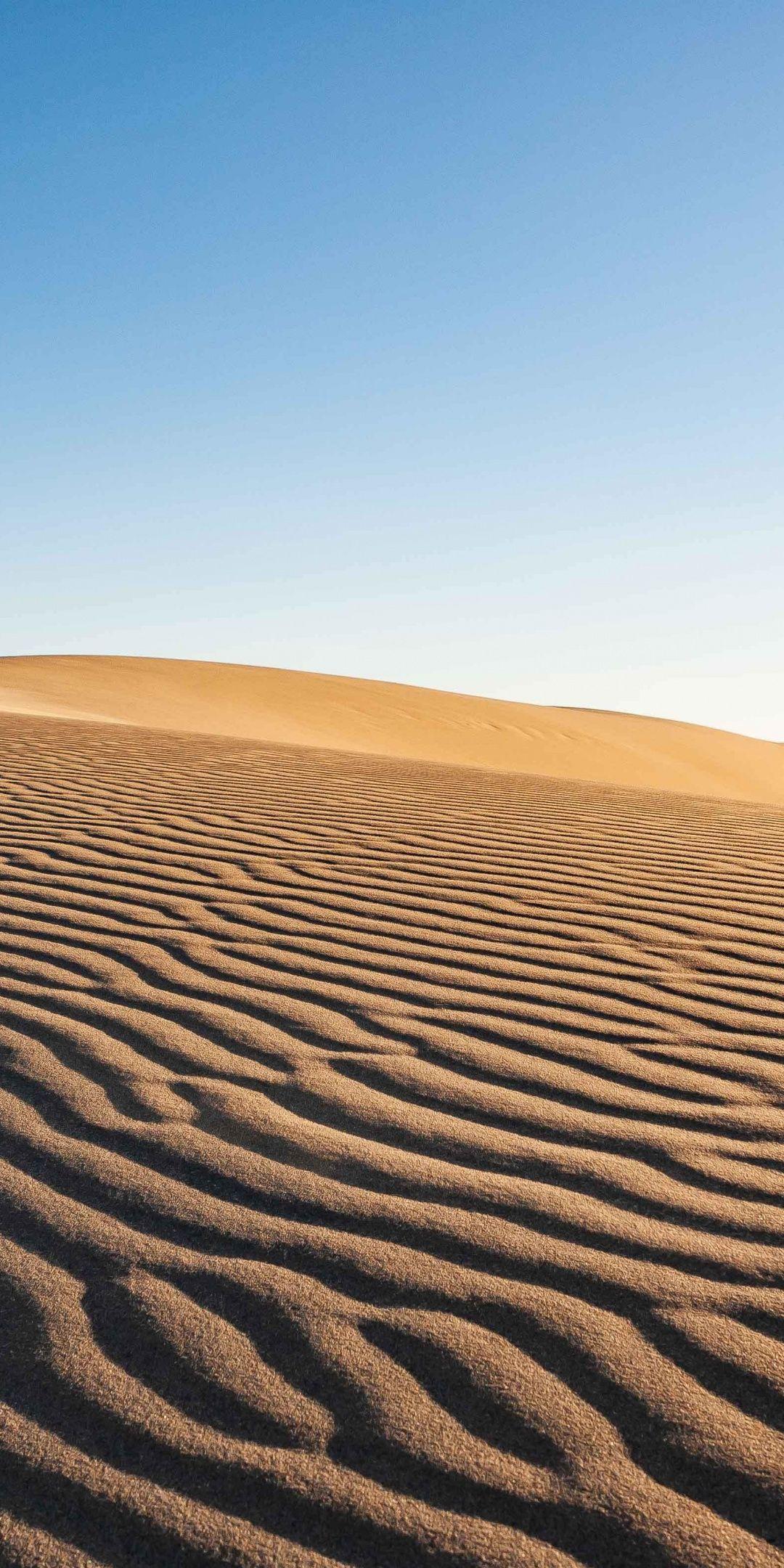 Sahara Desert Sand Surface Nature 1080x2160 Wallpaper Nature Sand Desert Desert Witch