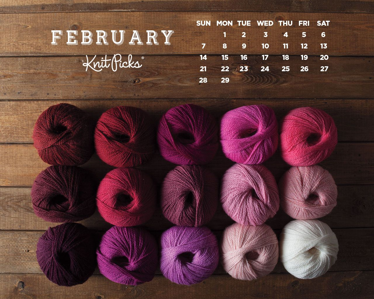 Knitting Desktop Background : Knit picks desktop wallpaper february 2016 needlework drawings