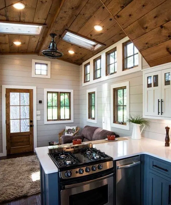 23 Best Cottage Kitchen Decorating Ideas And Designs For 2020: 40+ Beautiful And Quaint Cottage Interior Design