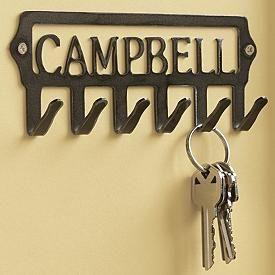 Customizable key hooks