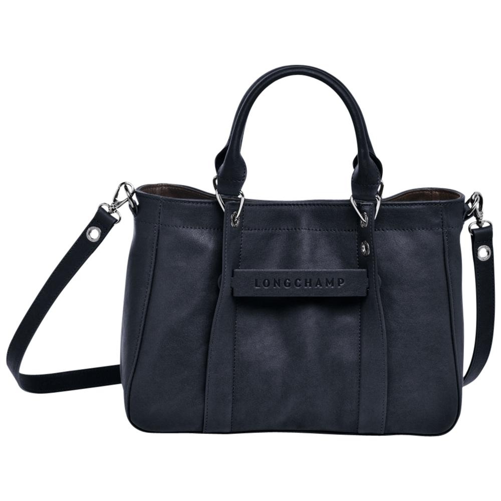 Longchamp 3D Sac porté main S LONGCHAMP - L1115770606 | Small tote ...