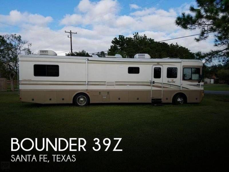 1999 Fleetwood Bounder 39z For Sale Santa Fe Tx Rvt Com Classifieds Fleetwood Bounder Santa Fe Fleetwood